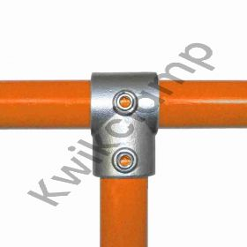"""Kwikclamp 101 Series, short """"T"""" connector fittings"""