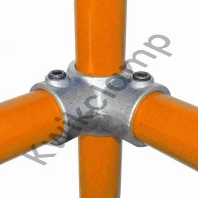 Kwikclamp 116 Series, 90 degree corner connector