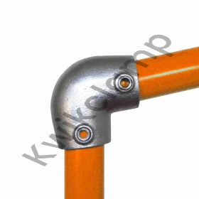 Kwikclamp 154 Series, Elbow, 0-11 degrees