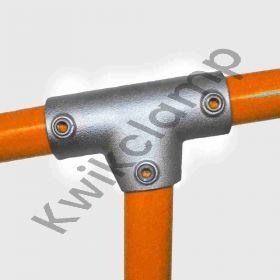 Kwikclamp 155 Series, Long TEE, 0-11 degrees