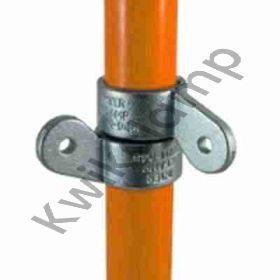 Kwikclamp 172 Series, single male swivel