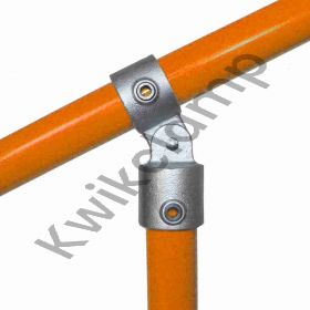 Kwikclamp 173 Series, post to rail adjustable connector assembly