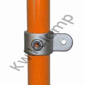 Kwikclamp 173M Series, single male swivel