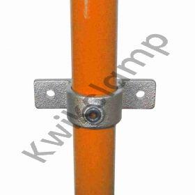 Kwikclamp 198 Series, double fixing bracket