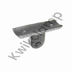 Kwikclamp DDA Assist 751 series - Adjustable Angle saddle to post connector - 32NB rail to 32NB post pipe
