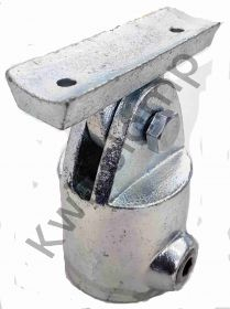 Kwikclamp 751 Series, adjustable angle saddle connector assembly
