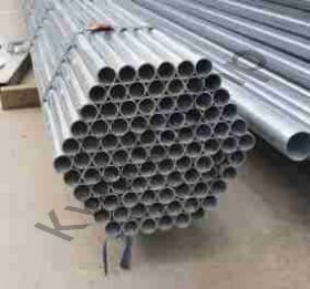 Galvanised Pipe Rails