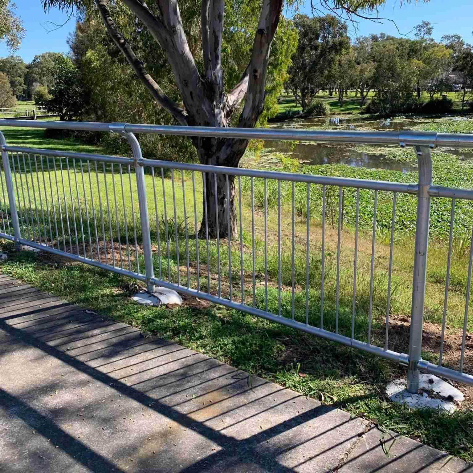 Bikeway Safety Barrier System - BSD 7006 compliant